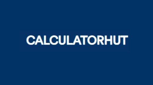 Calculator hut
